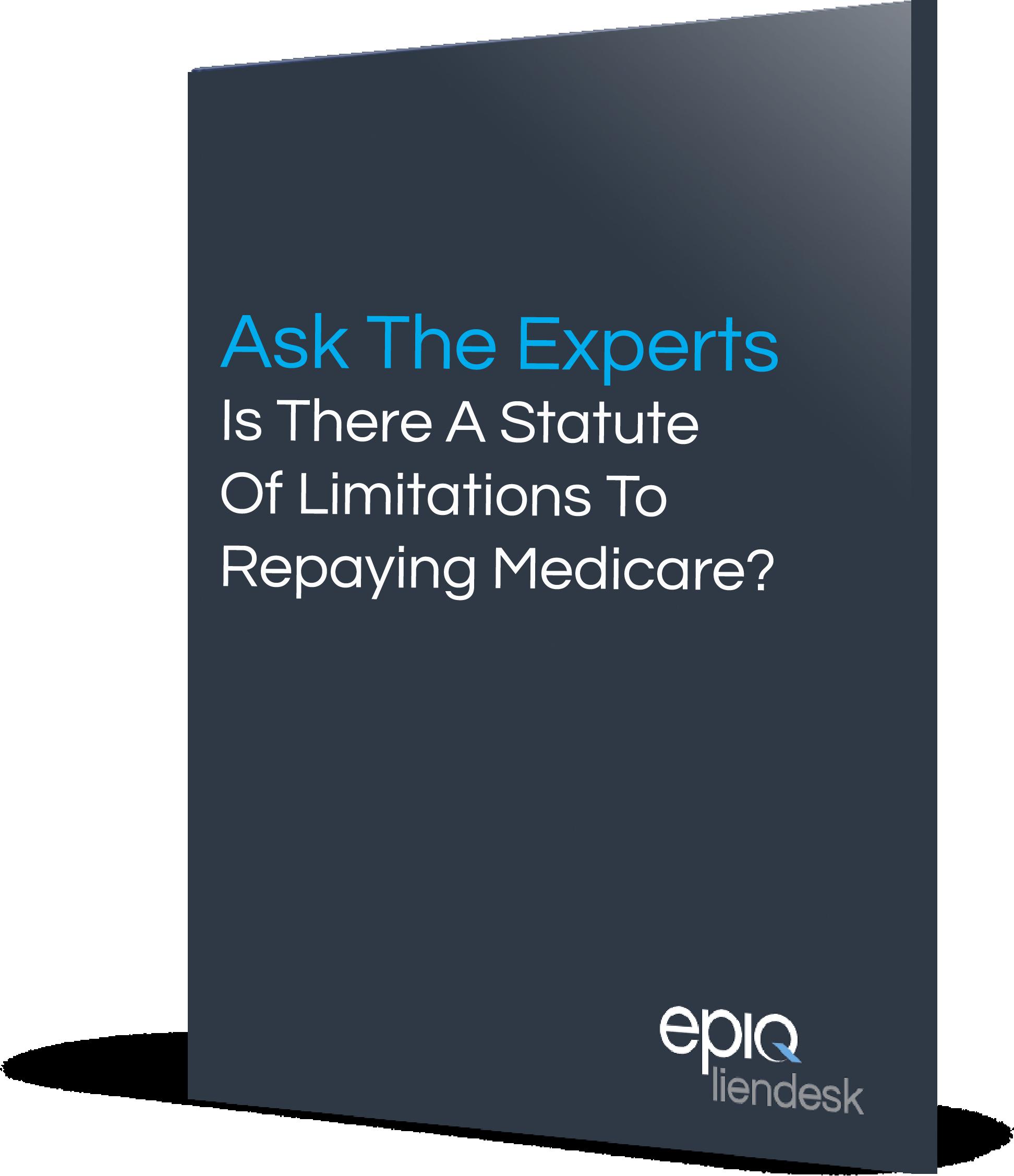 Repaying Medicare
